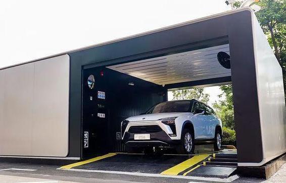 新能源汽车红利升级 全国换电试点下半年开启