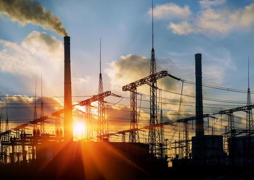 1-4月华北地区发电量累计约为4654亿千瓦时