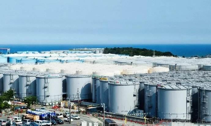 福島第一核電站3萬噸核污水或將首批排放入海