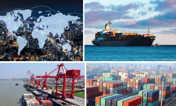 1-4月我国东部地区出口7800亿美元 进口6758亿美元