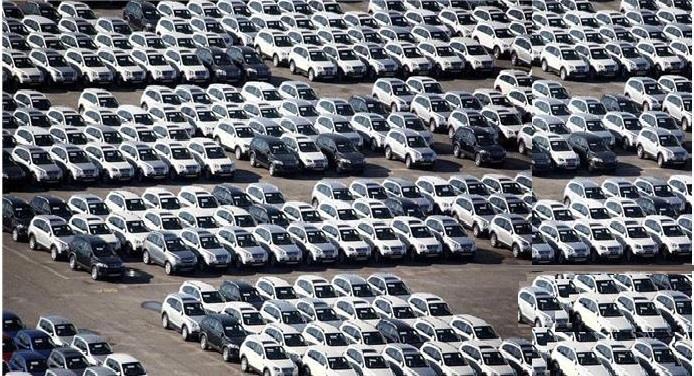 5月我国汽车整车出口15.1万辆 同比增208.4%