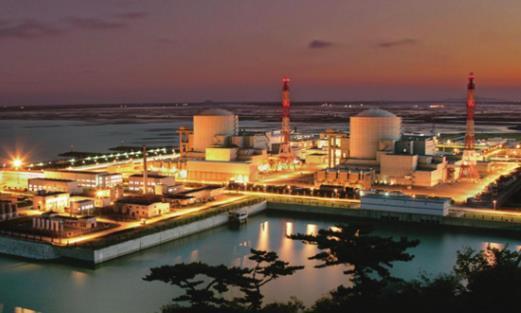 中核集团田湾核电7号机组常规岛正式开工