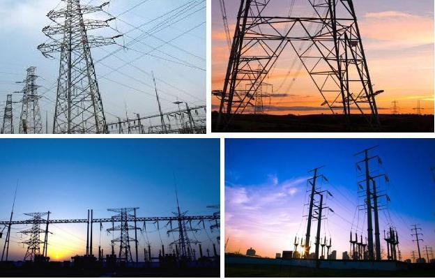 1-8月份中南地区发电量累计约10738.67亿千瓦时