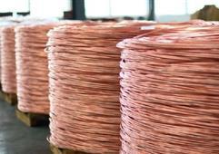 1-9月我国24个产地铜材产量1566.8万吨 同比降2.7%