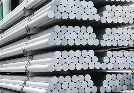 中国2017年铝产量较2016年增加1.6%