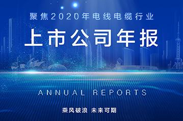 聚焦2020年电线日本免费av毛片在线看行业上市公司年报——乘风破浪 未来可期