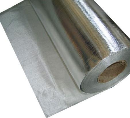 青岛网格铝箔布 网格布铝箔胶带 网格布胶带