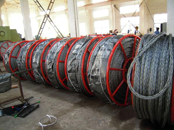 无扭力钢丝绳,防扭钢丝绳
