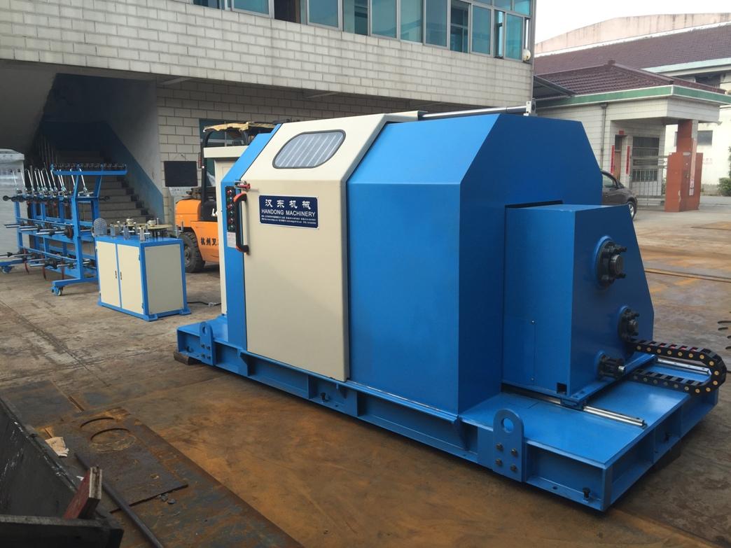 汉东电工机械供应高速悬臂式单绞机