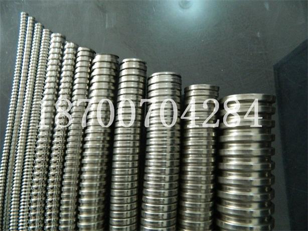 北京内径20mm单扣不锈钢穿线金属软管价格