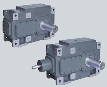 H/B系列大功率工業齒輪箱(功率大 扭矩大)
