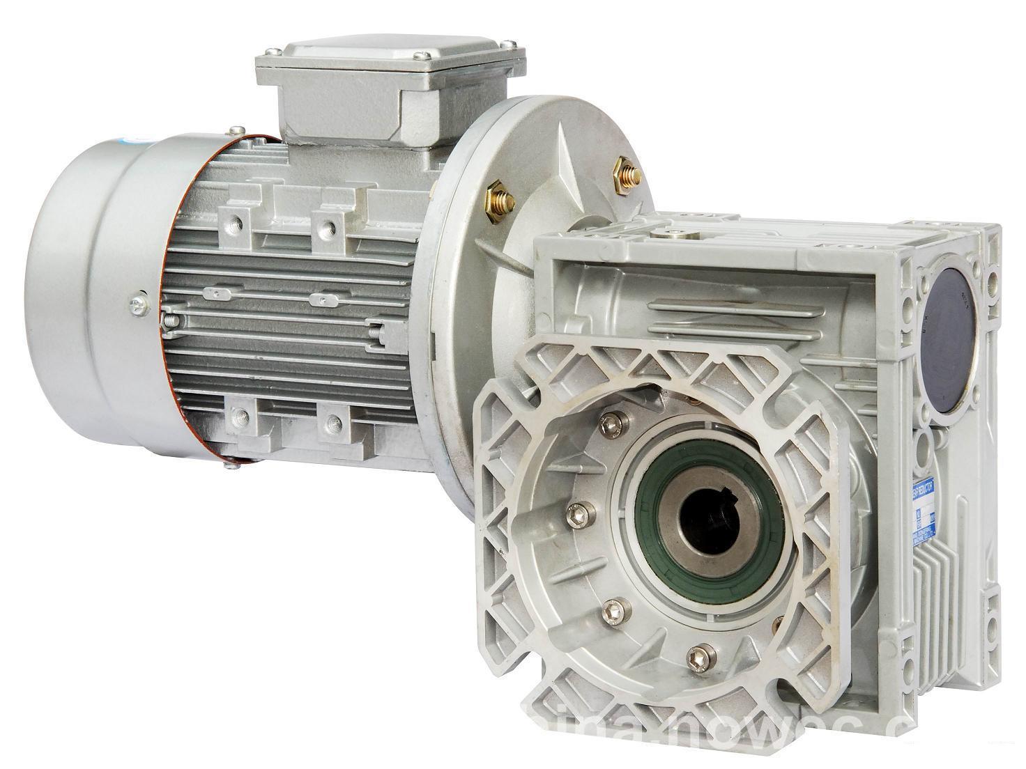 RV蝸輪蝸桿減速機(鋁殼材質 價格實惠 生產周期短)
