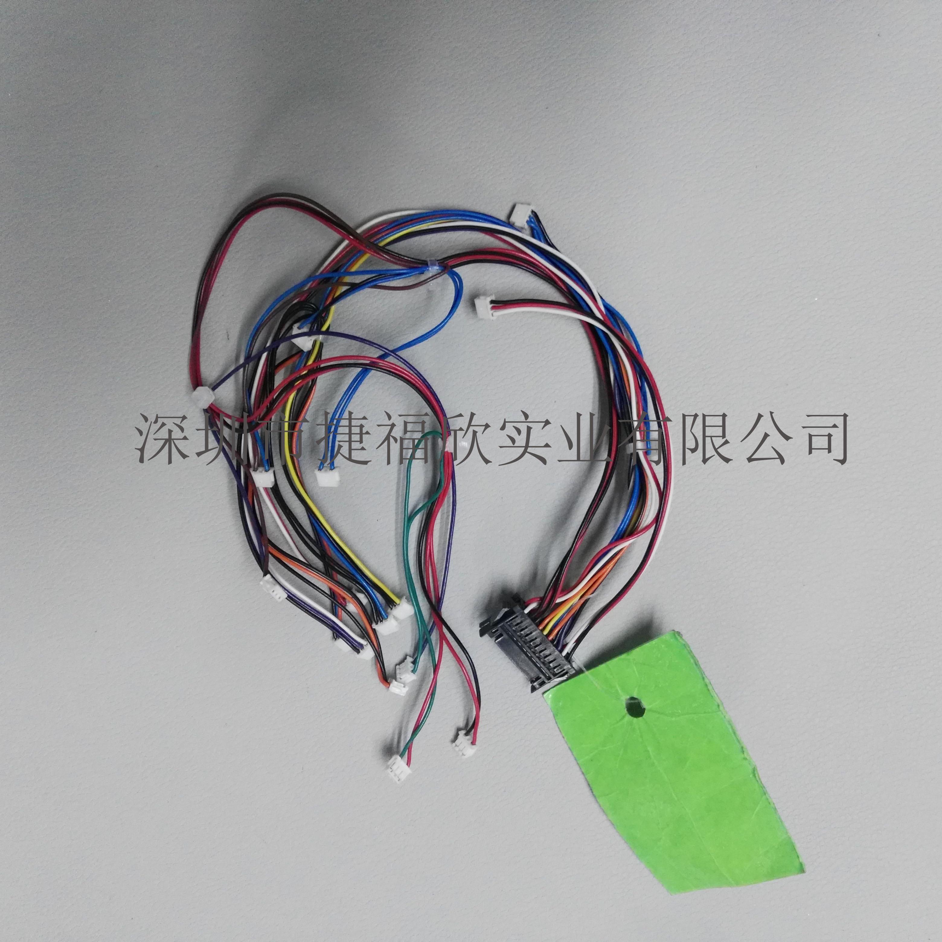 深圳UL线材线束连接线USB线加工定制