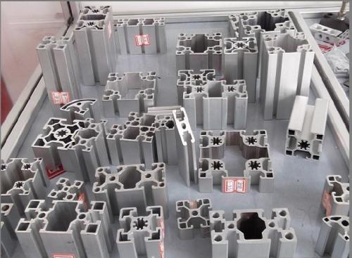 北京铝合金型材走线架型材
