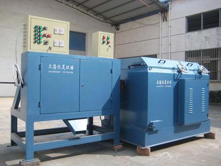 无酸洗环保畅销产品SC-22B盘圆拉丝剥壳除锈机