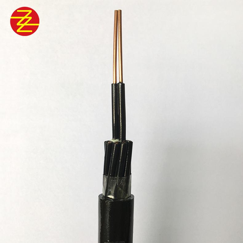 KVV10平方多芯純銅阻燃電源線控制電纜
