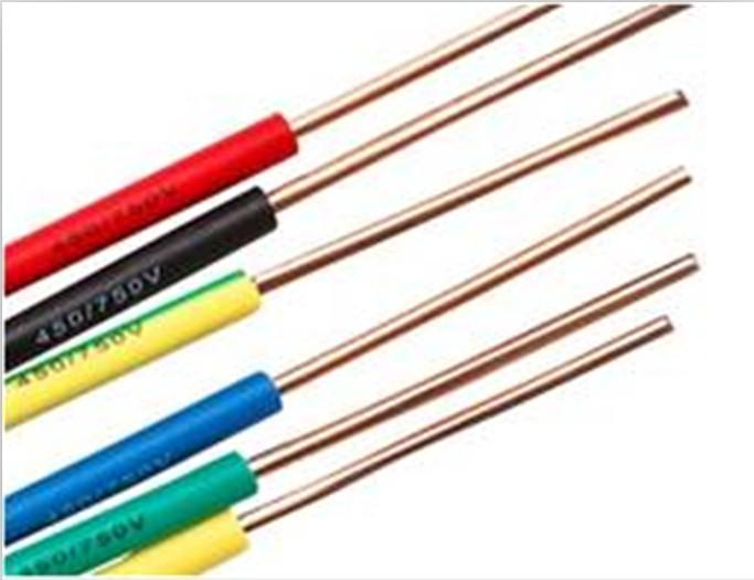 天环线缆 国标保检 铜芯聚氯乙烯绝缘阻燃电线