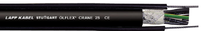 Lapp缆普  OLFLEX CRANE 2S 行车吊车天车控制手柄电缆