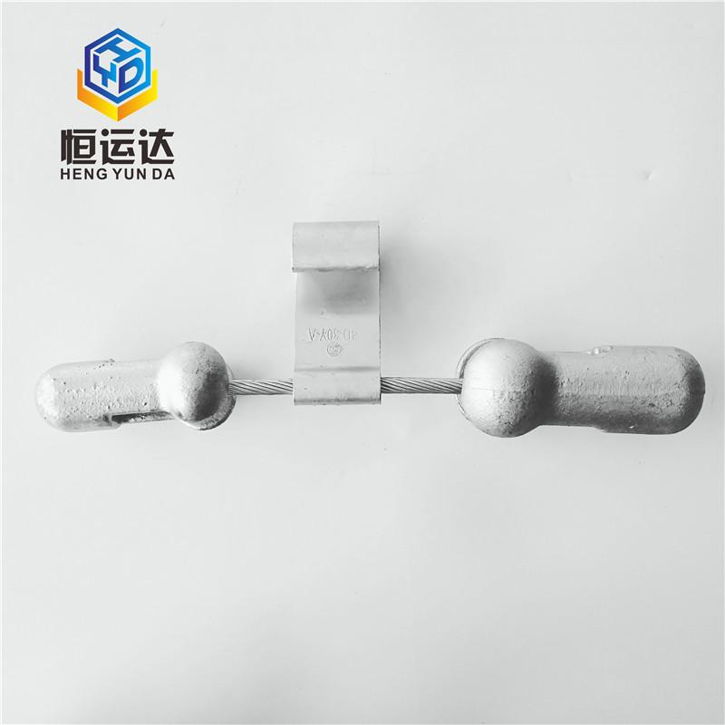 邵陽熱鍍鋅光纜防震錘金具