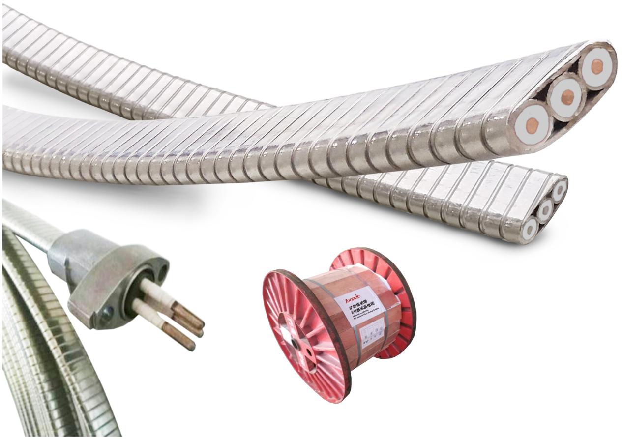 MI特种潜油泵电缆-矿物绝缘