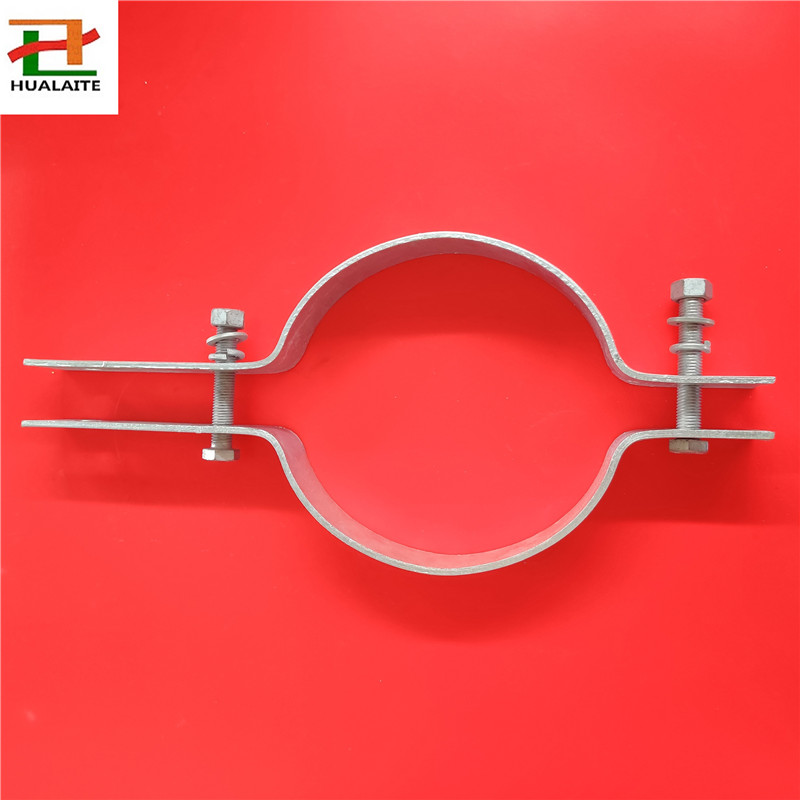 定制各式桿用抱箍電桿專用緊固件
