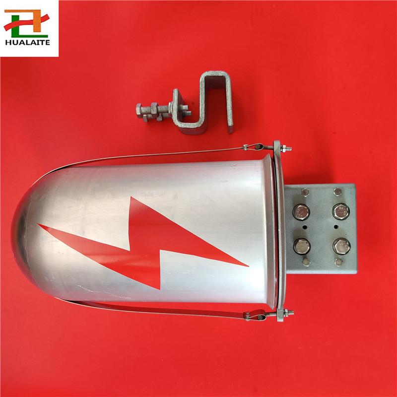批發鋁合金接頭盒炮彈型光纖熔纖盒價格優惠質量好