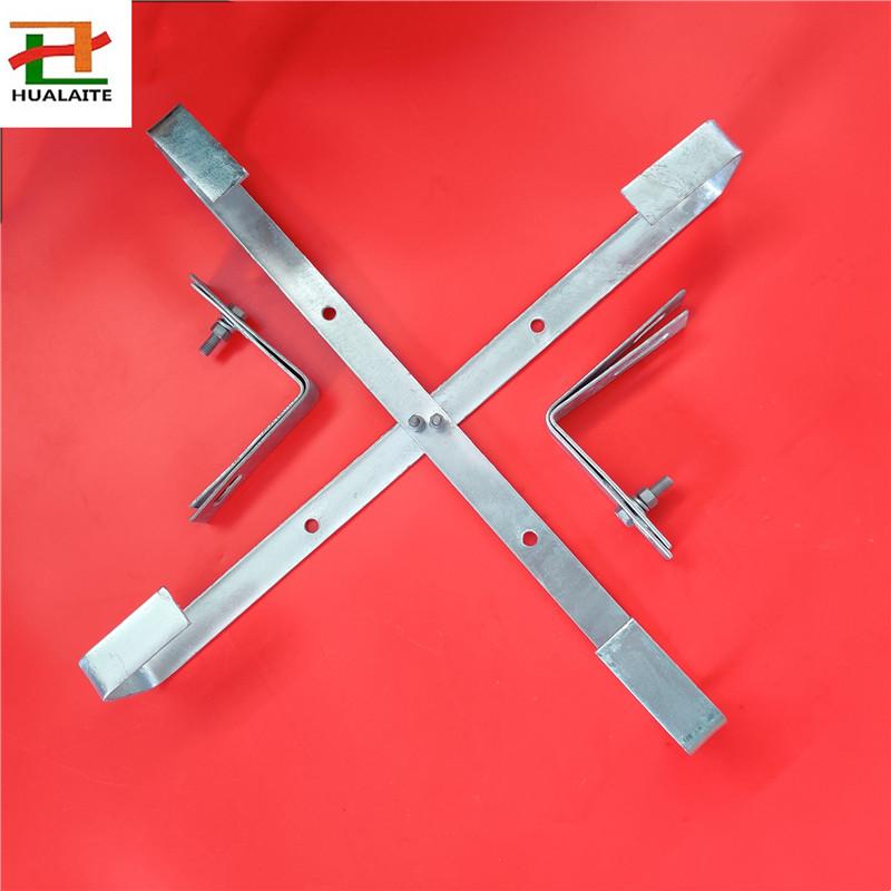 專業廠家直銷塔用內盤式余纜架角鋼塔專業余纜安置架低價批發