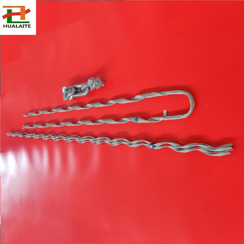 专业生产优质ADSS耐张线夹预绞式光缆耐张串价格低质量保证