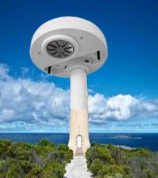 供应油库储备站智能雷电预警系统 闪电定位仪 防雷避雷厂家