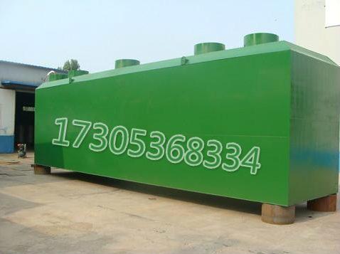 潍坊地埋式一体化污水处理设备肉类加工废水处理