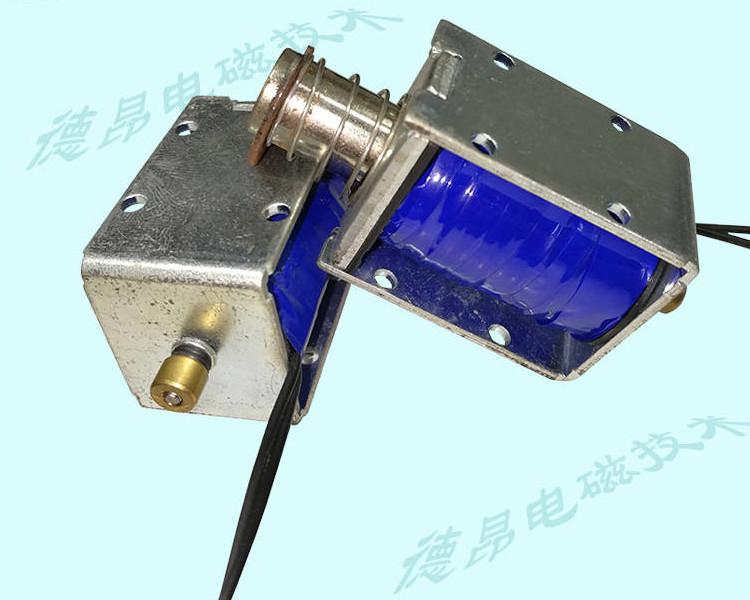 全密封防水推拉式電磁鐵