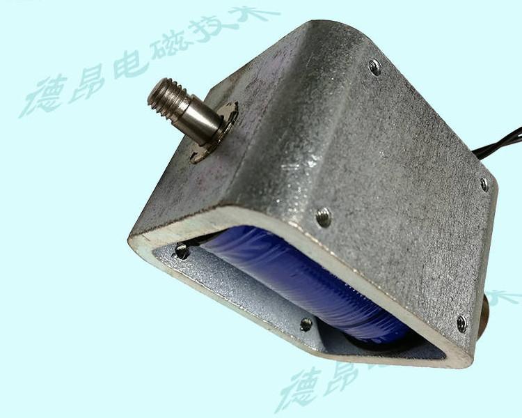 交流220V大推力框架電磁鐵30mm行程