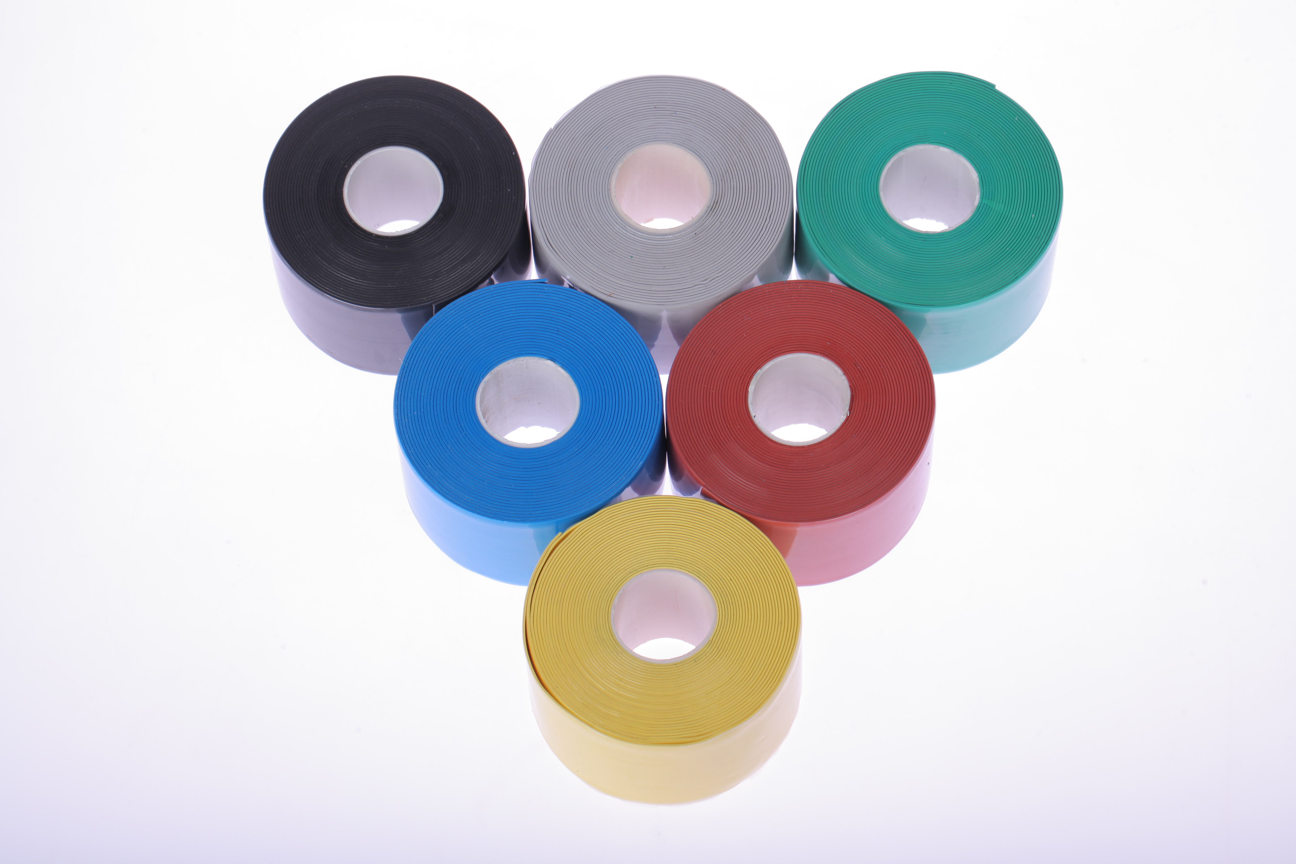 供应haibo胶带HB1522辐照交联型硅橡胶自融带