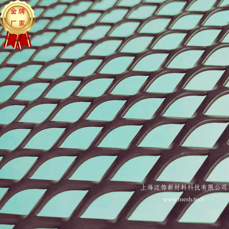 13*25*2.5mm拉網板裝飾網_菱形孔鋁網