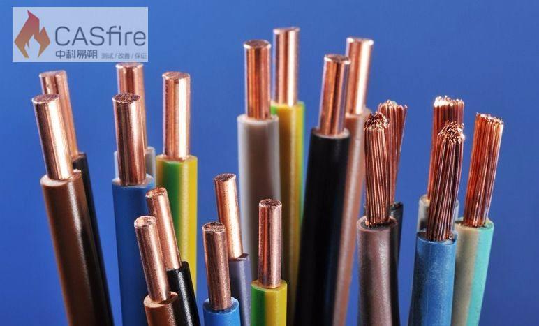 EN 60332-1-3单根线缆火焰熔滴测试
