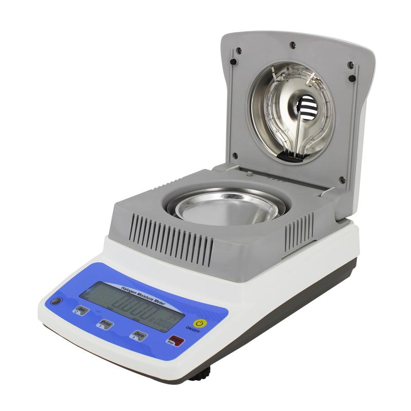 玻化微珠水分仪JFSFY-120A测定电线电缆含水量