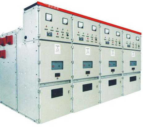 KYN28A-12型鎧裝移開式交流金屬封閉開關設備