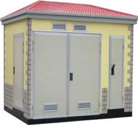 YBM-12/0.4型預裝式變電站