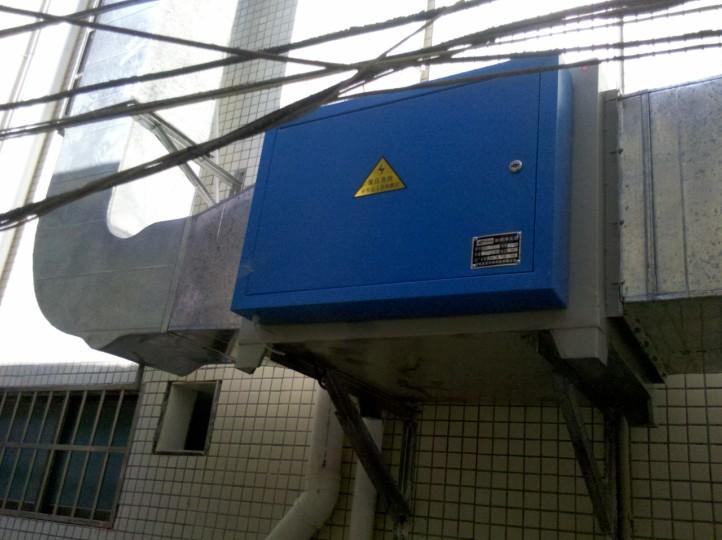 饭店餐饮行业厨房废气油烟净化器为您解决油烟净化难题