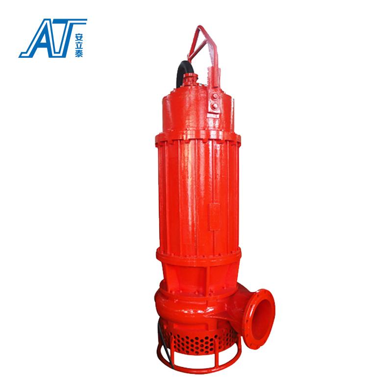 桂林市奥蚕叠15-22-2.2防爆潜水排污泵固定式安装
