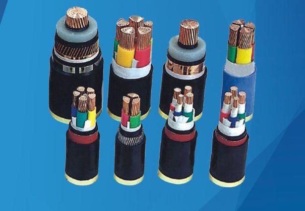 电线,高中低压电缆