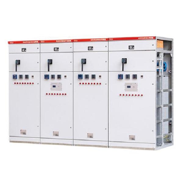 GGJ型无功率自动补偿 低压电容柜成套设备