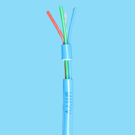 未来电缆矿用通信电缆MHYV 1*4*7/0.43厂家直销
