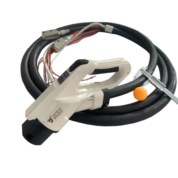 300A-600A大功率充电桩用液冷线缆