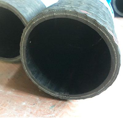 厂家生产煤矿用4寸大口径喷砂胶管压力16KG